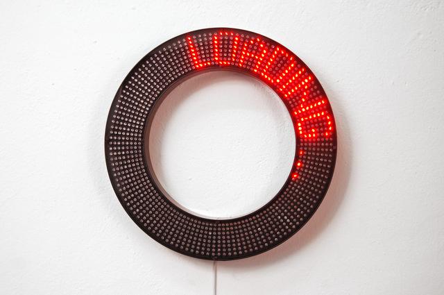 , 'Loading,' 2007, Whitechapel Gallery
