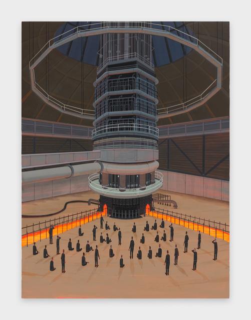 , 'Furnace,' 2019, Night Gallery