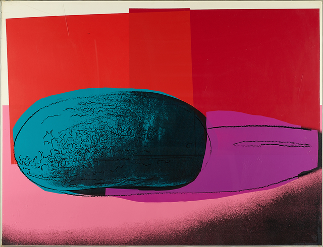 Andy Warhol, 'Watermelon from Space Fruit: Still Lifes', 1979, Print, Screenprint in colors on Lenox Museum board (framed), Rago/Wright