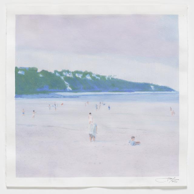 , 'Balance Point,' 2016, Reynolds Gallery