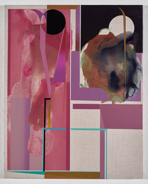 , 'Consonants & Vowels,' 2018, Morgan Lehman Gallery