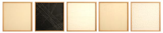 , '5, 3, 2, 1, 0,' 2014, Christine König Galerie