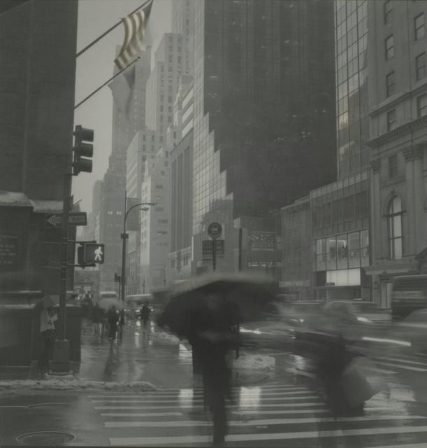 Alexey Titarenko, 'New York, Manhattan, 5th Ave at 53rd St', 2010, Photography West Gallery