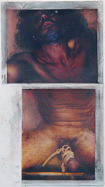 , 'Self-portrait 43 (Autorretrato 43),' 1995, RGR+ART