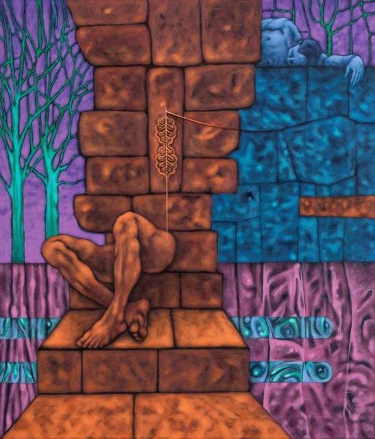 , 'Fragmentarios,' 2018, Biaggi & Faure Fine Art