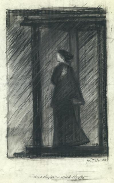 Will Barnet, 'Wild Night', ca. 1989, Alexandre Gallery