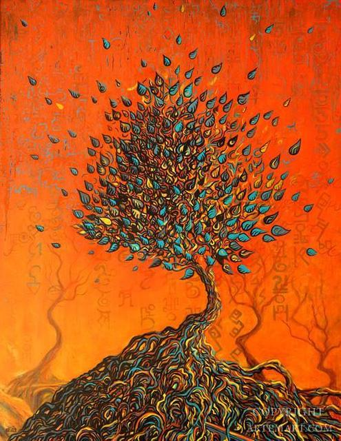 Artem Mirolevich, 'Tree of Floating Leaves', Urbaniza Studio Gallery