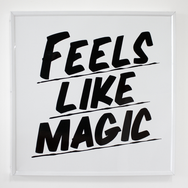 , 'Feels Like Magic,' 2016, Ochi Projects