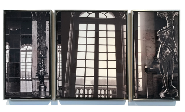 , 'Hall of Mirrors (Triptych),' , Chicago Art Source