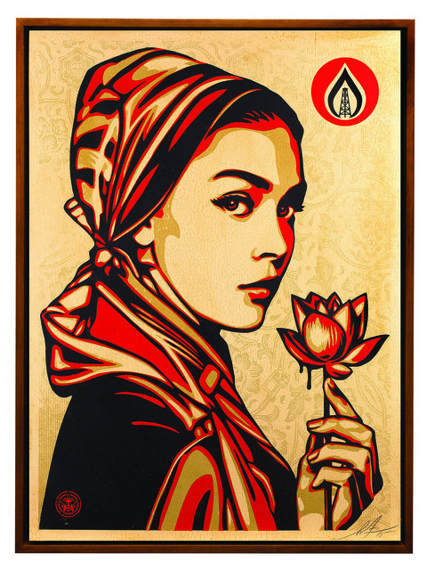 Shepard Fairey (OBEY), 'Natural Springs', 2015, Underdogs Gallery