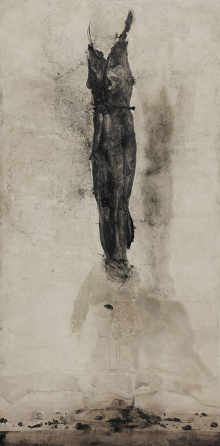 , 'Inginocchiatoio,' 2018, Galerie EIGEN + ART