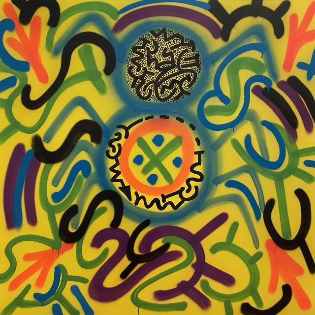 LA II (Angel Oritz), 'Ant Man', N/A, Painting, N/A, Museum Of Graffiti