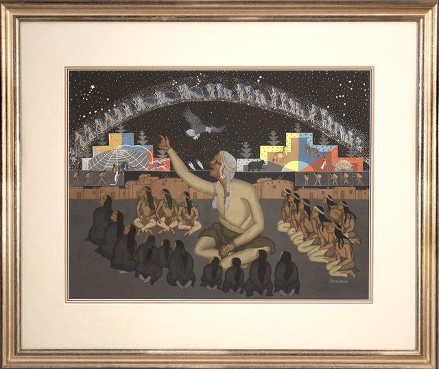 , 'Old Father Storyteller,' 1958, Blue Rain Gallery
