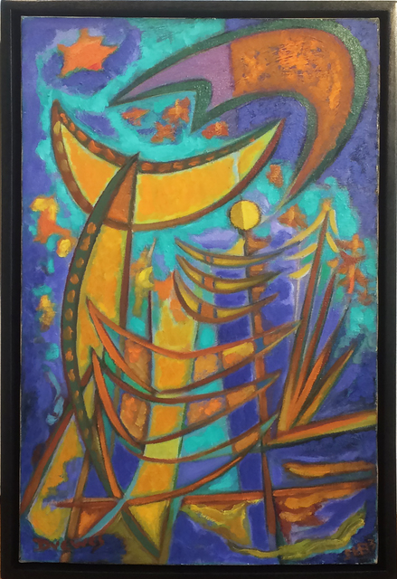 , 'Sunken Gold,' 1953, William Havu Gallery