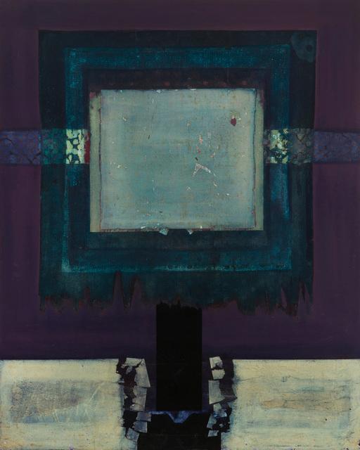 Rinaldo Paluzzi, 'Azul Vacio', 1966, John Moran Auctioneers