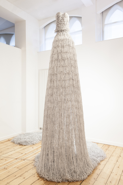 Jukhee Kwon, 'The Wedding Dress  Paper  ', 2013, October Gallery