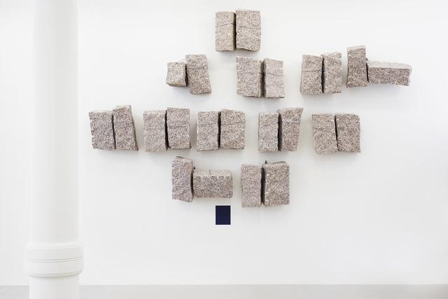 , 'Mentre Verso Oltremare Il Colore Solleva La Pietra,' 1995, Marian Goodman Gallery