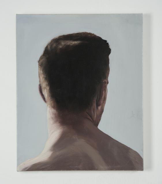 , 'The observer (study),' 2018, Meessen De Clercq
