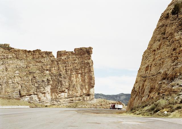 , 'Untitled (Castle Gate), Carbon County, Utah,' 2018, Yancey Richardson Gallery