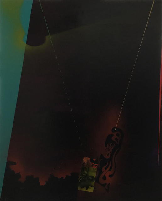 , 'Sky Hook,' 2018, J. Cacciola Gallery