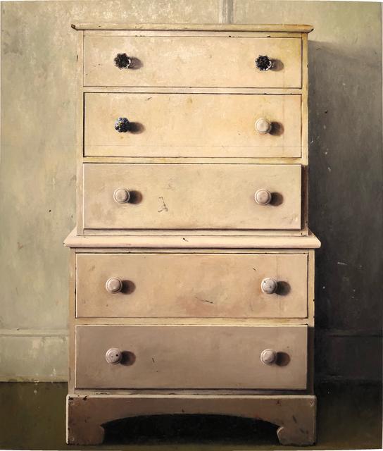 , 'Annette's Dresser,' 2018, Linda Matney Gallery