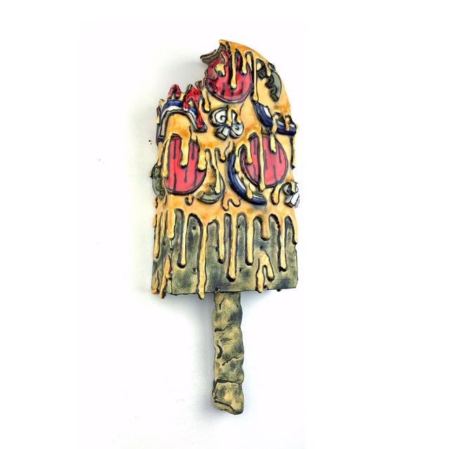 , 'PIZZA POPSICLE,' 2019, La Luz de Jesus Gallery