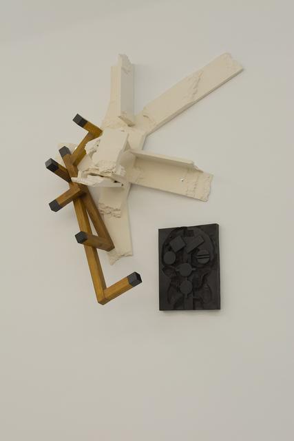 , 'Dada la acumulación de pruebas (Bastardo) 4,' 2010, CarrerasMugica