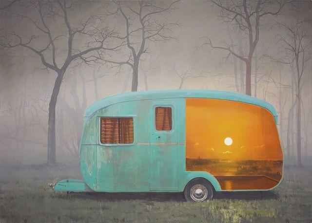, 'The Three Sisters ,' 2016, bo.lee gallery