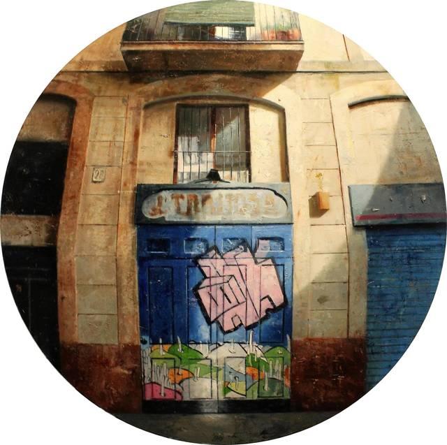 , 'Façana del raval,' 2018, Anquins Galeria