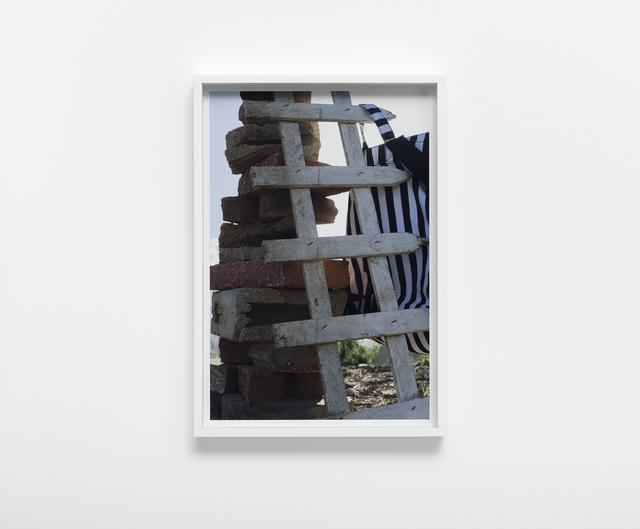 , 'Fence Study no. 6,' 2017, Nils Stærk