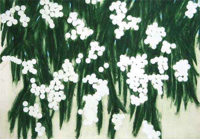 Donald Sultan, 'Mimosas, October 2, 2006', 2006, ARC Fine Art LLC