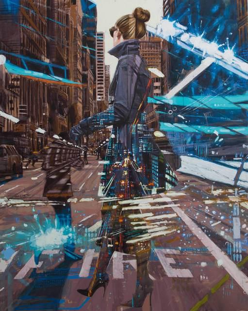 , 'One 3,' 2018, NG Art Gallery