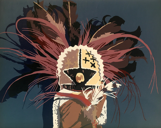 , 'Ahola Kachina,' 2016, Modern West Fine Art