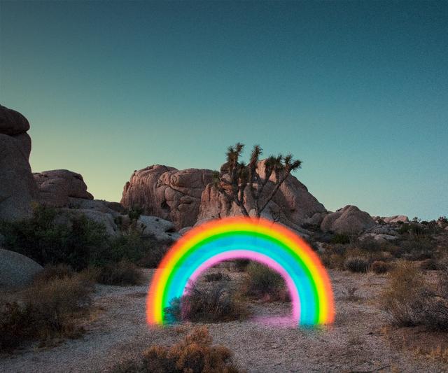 , 'Rainbow,' , ArtStar