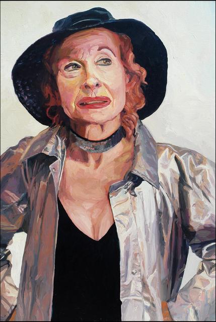Laura Alexander, 'Olivia, Silver Coat', 2005, Mana Contemporary