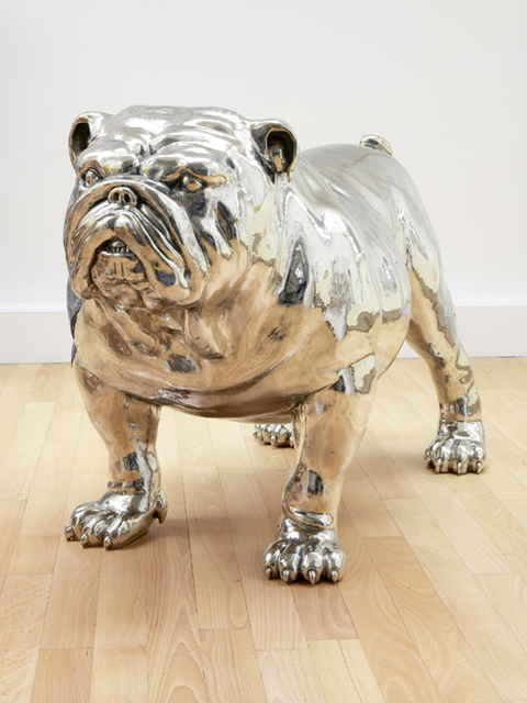 , 'BULLDOG,' , Mark Hachem Gallery