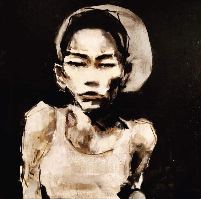 Gabriel Schmitz, 'Indochine', 2019, Painting, Oil on canvas, GALLERI RAMFJORD