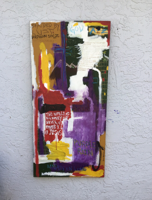 Ernest Rosenberg, 'The World of Big Money ', 2008, IAZ Art Gallery