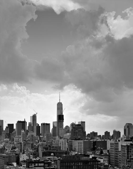 , 'Clouds #81, New York City ,' 2015, Galerie Les filles du calvaire