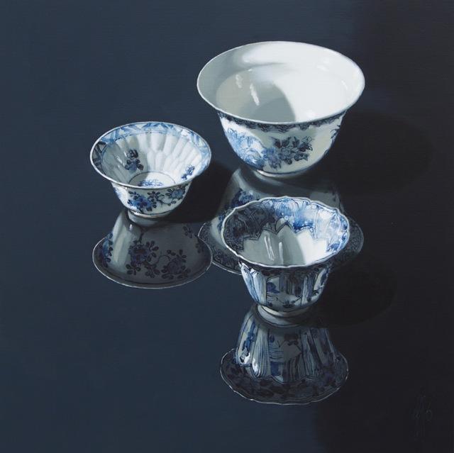 Sasja Wagenaar, '3 bowls in the dark', 2018, Smelik & Stokking Galleries