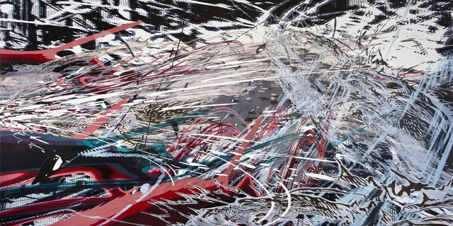 , 'Breach,' 2011, Pierogi