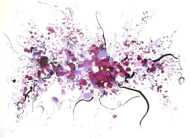 , 'Tea & Saffron,' 2014, Artist's Proof