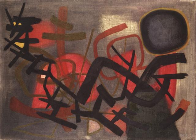, 'Bewegt,' 1952, Henze & Ketterer