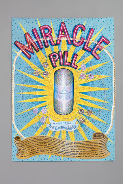 , 'Miracle Pill ,' 2015, Field Projects