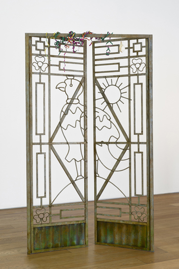 , 'The Gate,' 2012, Casado Santapau