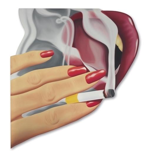 Tom Wesselmann, 'Smoker #22', Christie's