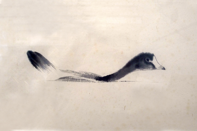 , 'Waterbird,' 1954, Gail Severn Gallery