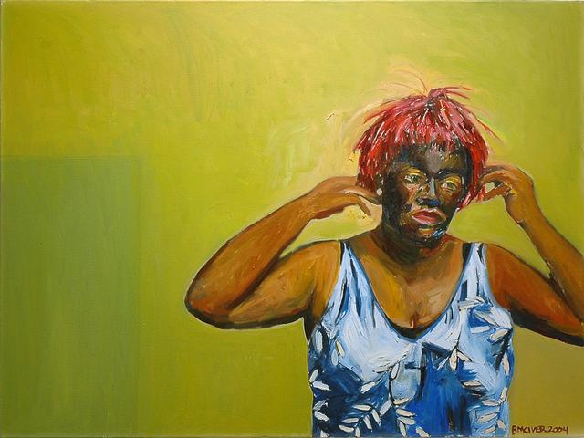 , 'Mourning Elizabeth #4,' 2004, C. Grimaldis Gallery
