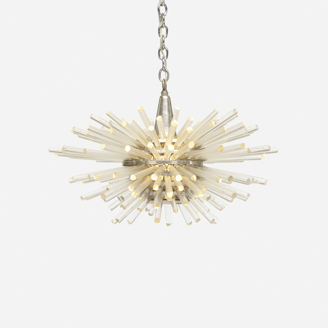 Bakalowits & Sohne, 'Miracle Chandelier', c. 1965, Wright