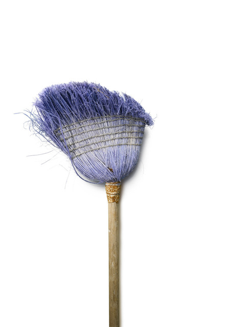 , 'Broom Series: Bleached Lilac,' 2007-2011, Ruiz-Healy Art